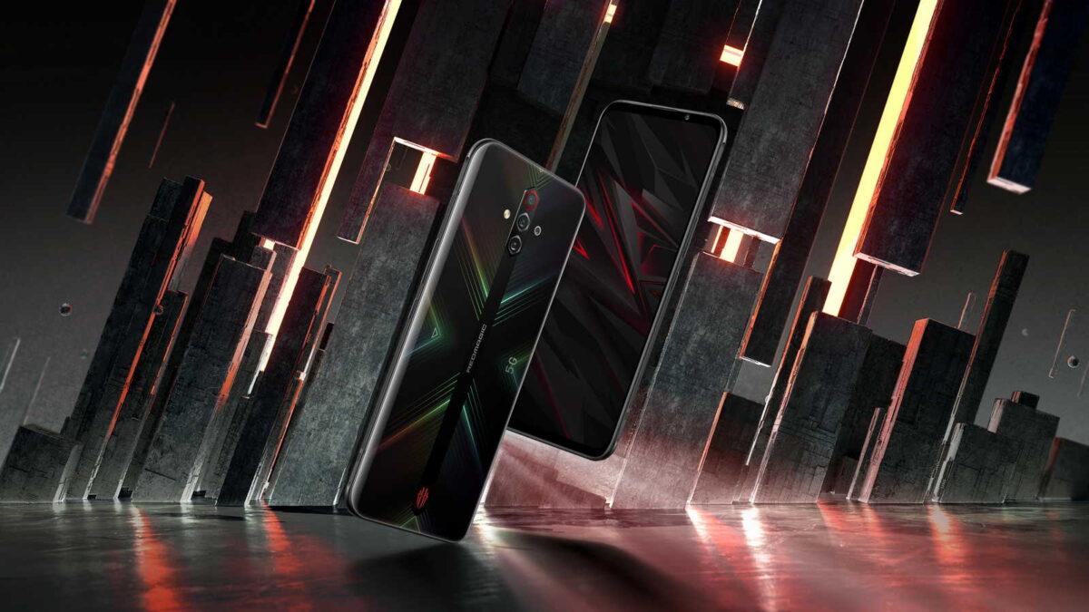 Представлен геймерский флагман сжидкостным охлаждением Nubia Red Magic 5G Lite
