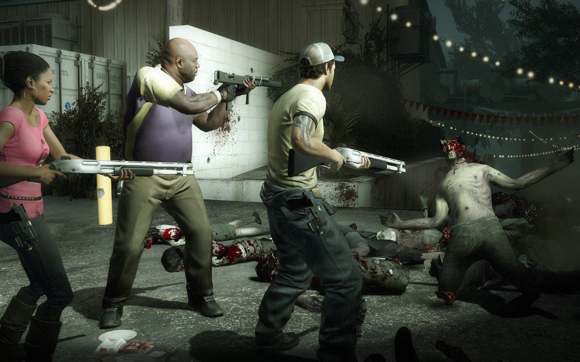 Возможно, Valve делает новую кампанию для Left 4 Dead2