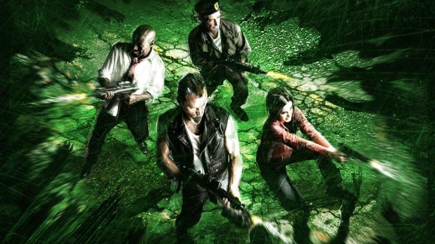 Создатели Left 4 Dead показали арт изсвоей новой игры