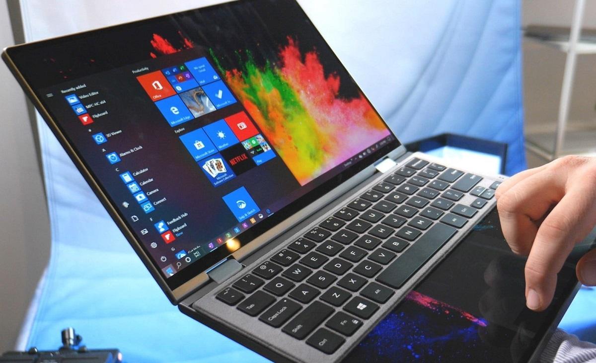 Microsoft выпустит Windows 10X наноутбуках