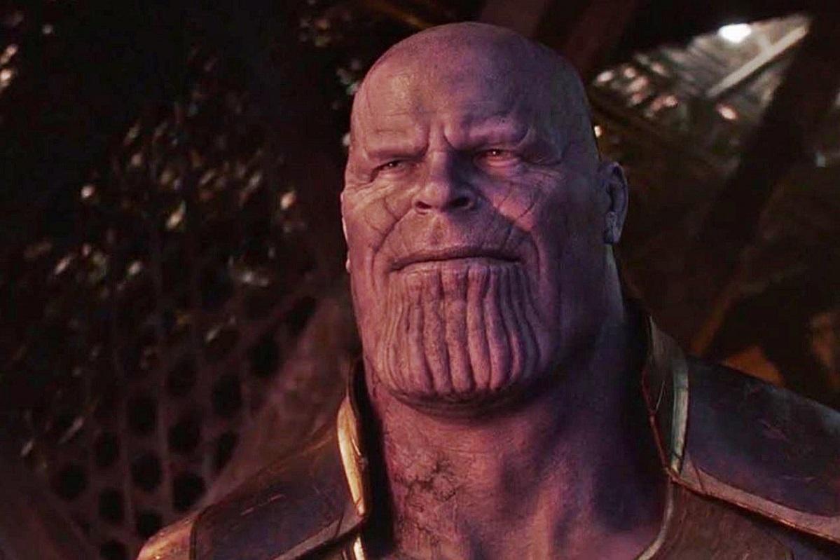 В«Финале» Джош Бролин снимался с«пугалом» Таноса над головой