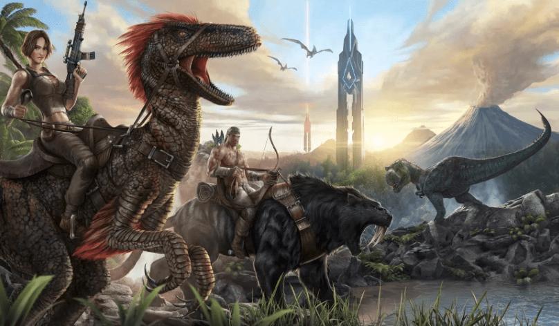 ВEpic Games Store бесплатно отдают Ark: Survival Evolved