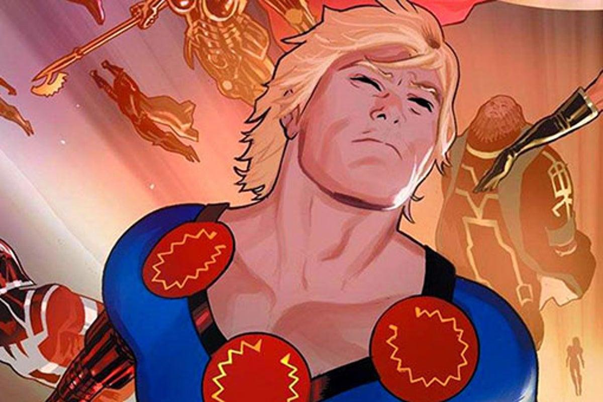 Список фигурок по«Вечным» выдал новых персонажей фильма Marvel