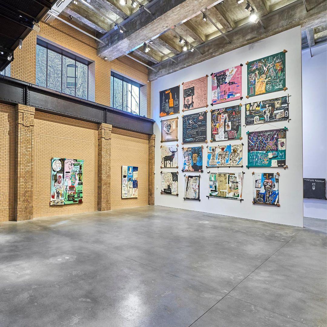 Онлайн-выставку Жан-Мишеля Баския можно посетить бесплатно