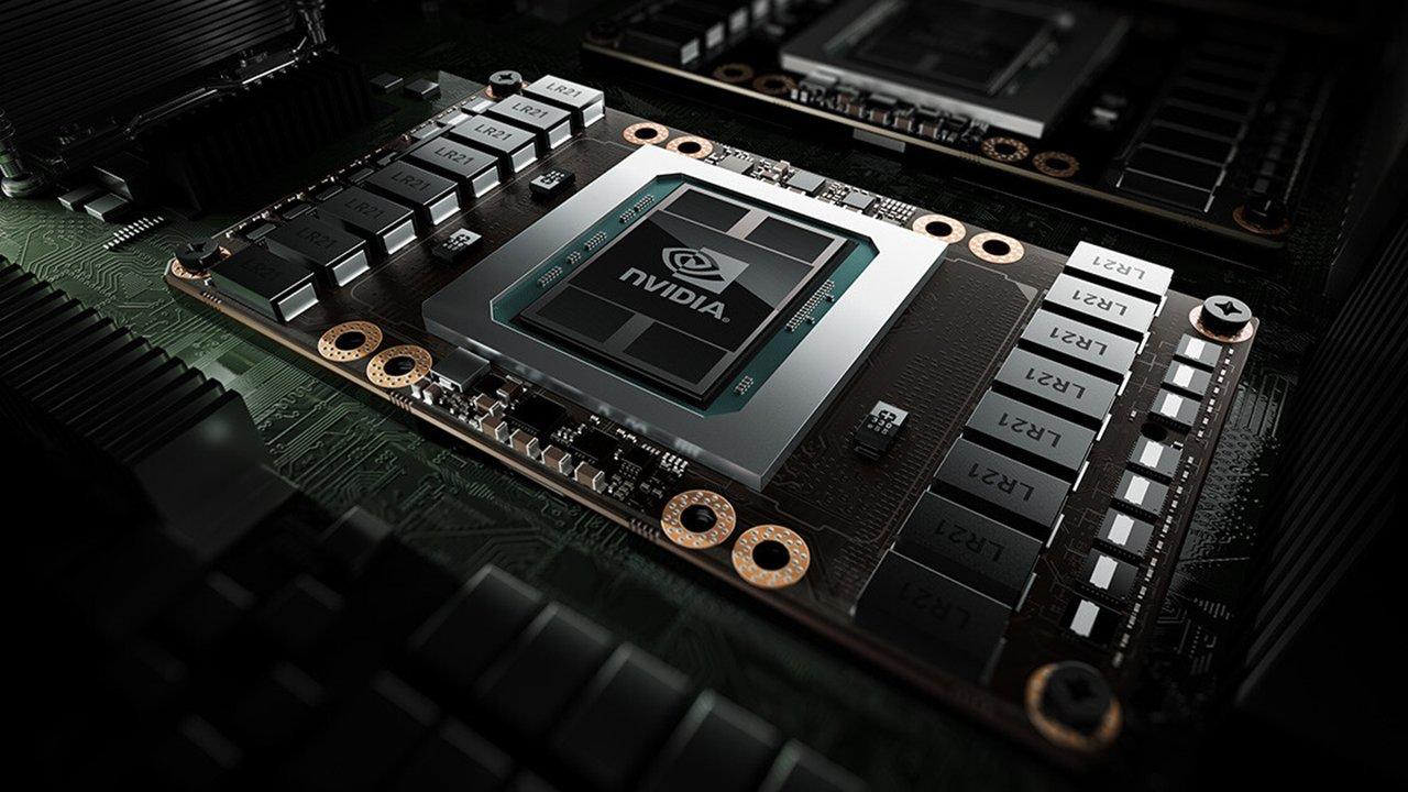 Nvidia представит новые видеокарты поколения Ampere вавгусте