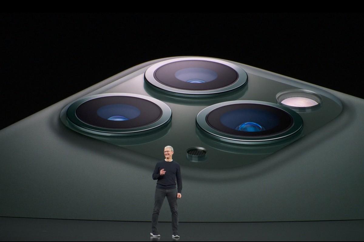 Все самое важное спрезентации Apple: Arcade, TV+, Apple Watch 5, iPhone11