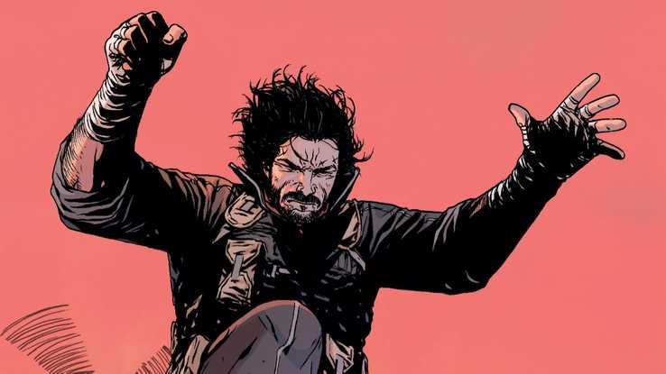 Киану Ривз стал автором комикса обессмертном супергерое