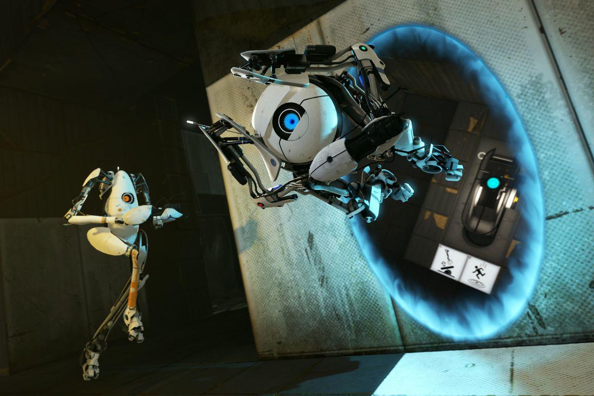 Valve думала оразработке новой Portal доHalf-Life: Alyx