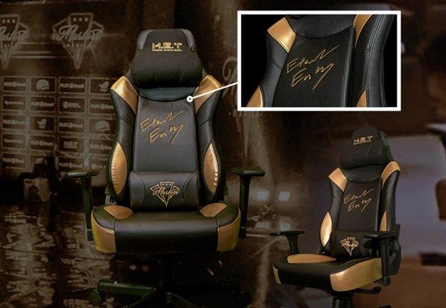Кресло, с которого упал EnVy, продавали за символические $322