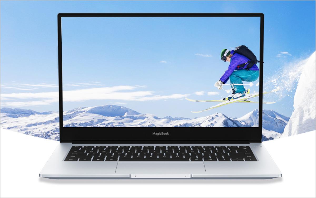 Бюджетный ноутбук Honor MagicBook 14 SEработает набазе AMD Ryzen