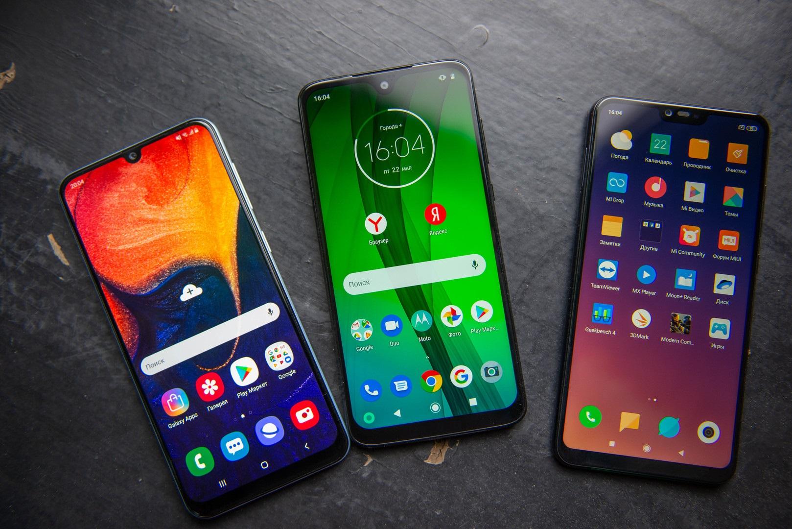 5 лучших бюджетных смартфонов сбатареей на5000 мАч, которые можно купить прямо сейчас