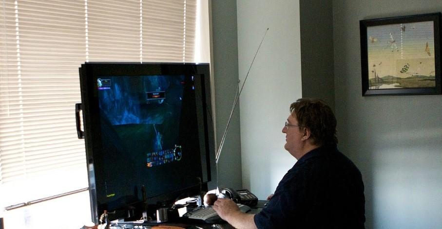 Гейб Ньюэлл торговал золотом вWorld ofWarcraft. Это навсегда изменило Steam