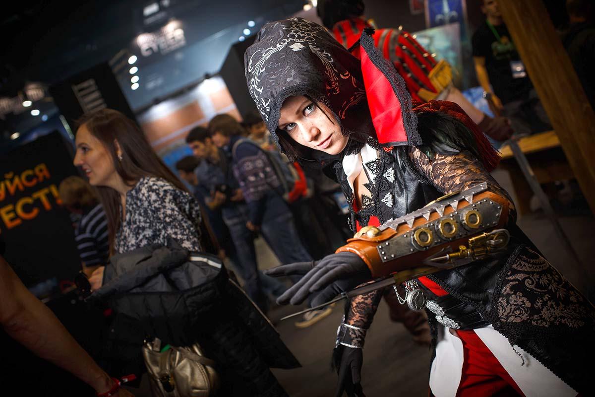 «ИгроМир» иComic Con Russia— история крупнейшей выставки видеоигр России