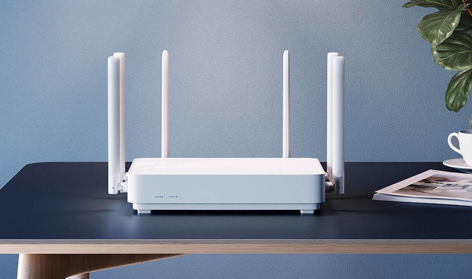 Роутер Redmi AX6 споддержкой Wi-Fi6 стоит 4200 рублей