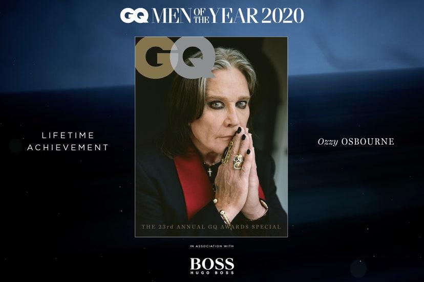 Объявлены люди 2020 года поверсии британскогоGQ. Всписках Оззи Осборн иДжон Бойега