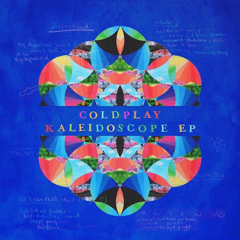 Суть. Рецензия наColdplay—  Kaleidoscope водном абзаце