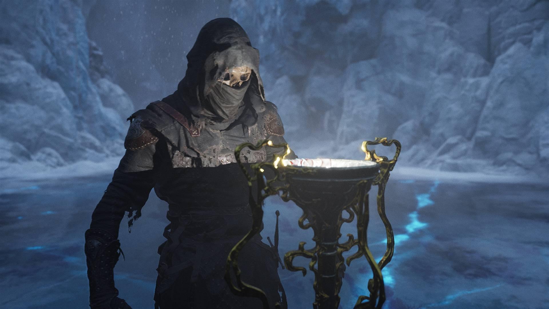 Mortal Shell будет временным эксклюзивом Epic Games Store