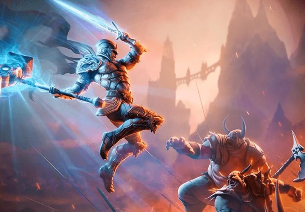 Разработчики огласили дату релиза Kingdoms ofAmalur: Re-Reckoning