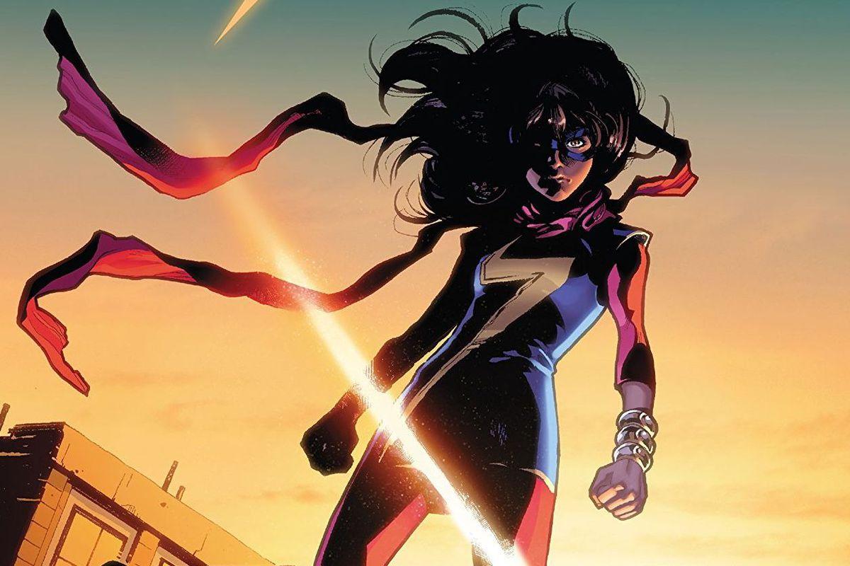 Почему Мисс Марвел — центральный персонаж Marvel's Avengers? Отвечают разработчики