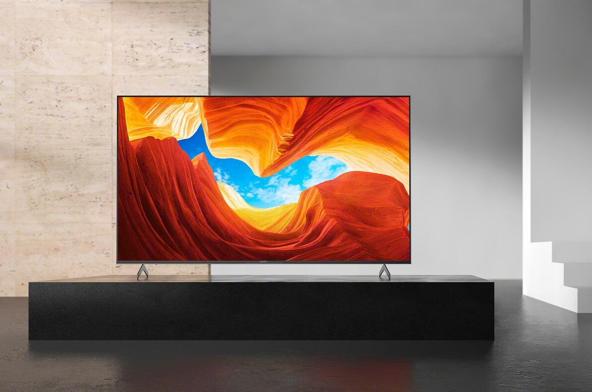 Представленный вРоссии 4К-телевизор Sony Bravia XH90 рассчитан наконсольный гейминг икиноманов