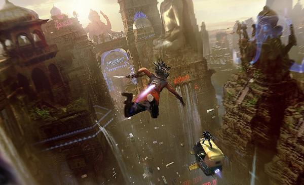 Ubisoft показала 25 минут геймплея Beyond Good & Evil 2