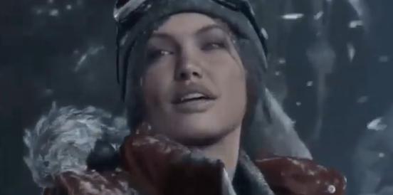 DeepFake перенес Анджелину Джоли вигры серии Tomb Raider