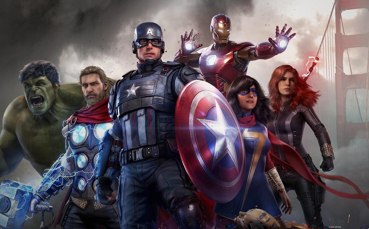 Нетолько Человек-паук. Какой еще эксклюзив вMarvel's Avengers получат владельцы PlayStation
