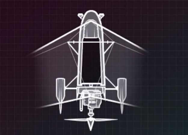 В PUBG добавят мотопланер?
