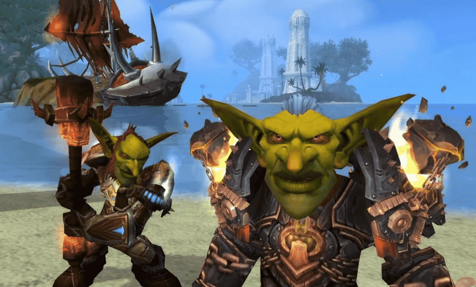 ВWorld ofWarcraft появятся темнокожие эльфы