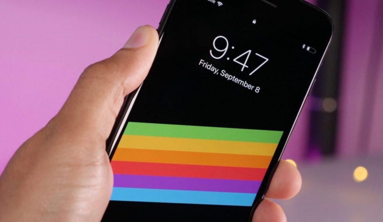 Винтернете опубликовали полную коллекцию обоев всех версий iOS исовсех iPhone иiPad