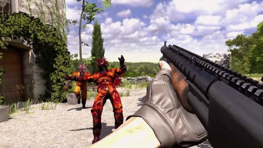 Грозные монстры икровопролитие: вышел новый геймплейный трейлер Serious Sam4