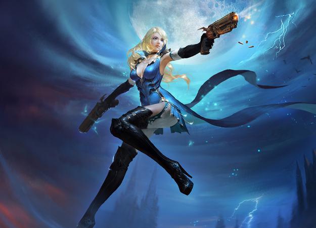 Началось открытое бета-тестирование MMORPG Eternal Magic