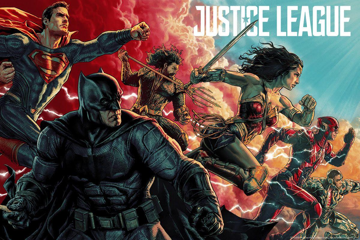 В«Кризисе наБесконечных Землях» неожиданно появился герой из«Лиги справедливости»