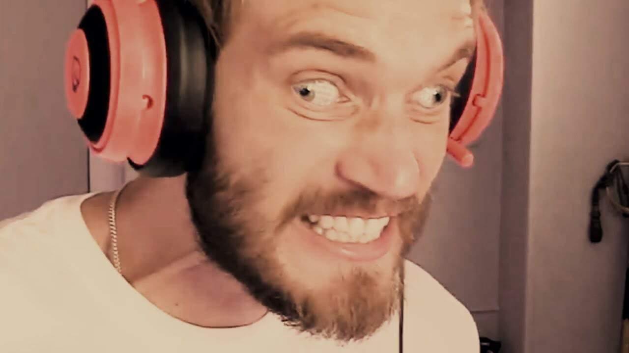 Джек Блэк сжег дом PewDiePie! Правда, пока только в Minecraft