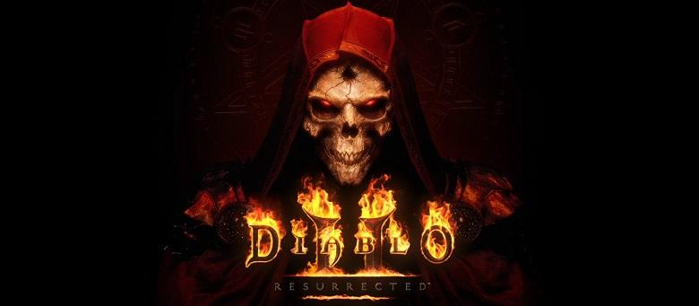 Blizzard анонсировала ремастер DiabloII. Есть трейлер искриншоты