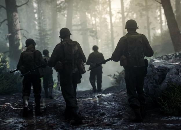 Режиссеры Call ofDuty: WWII получили повышение изаняли руководящие должности вActivision