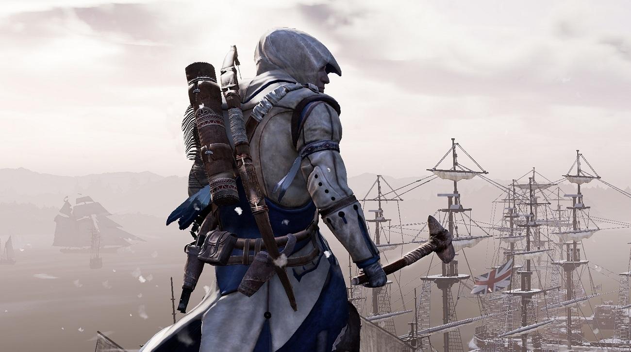 Ремастер Assassin's Creed 3 слили на торренты до релиза. В игре не было Denuvo!