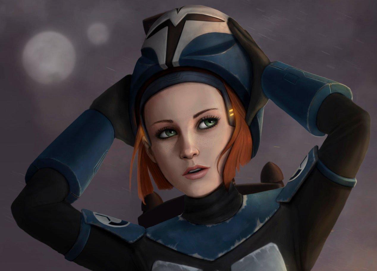 Кэти Сакхофф вернется во вселенную «Звездных войн» в «Повстанцах»