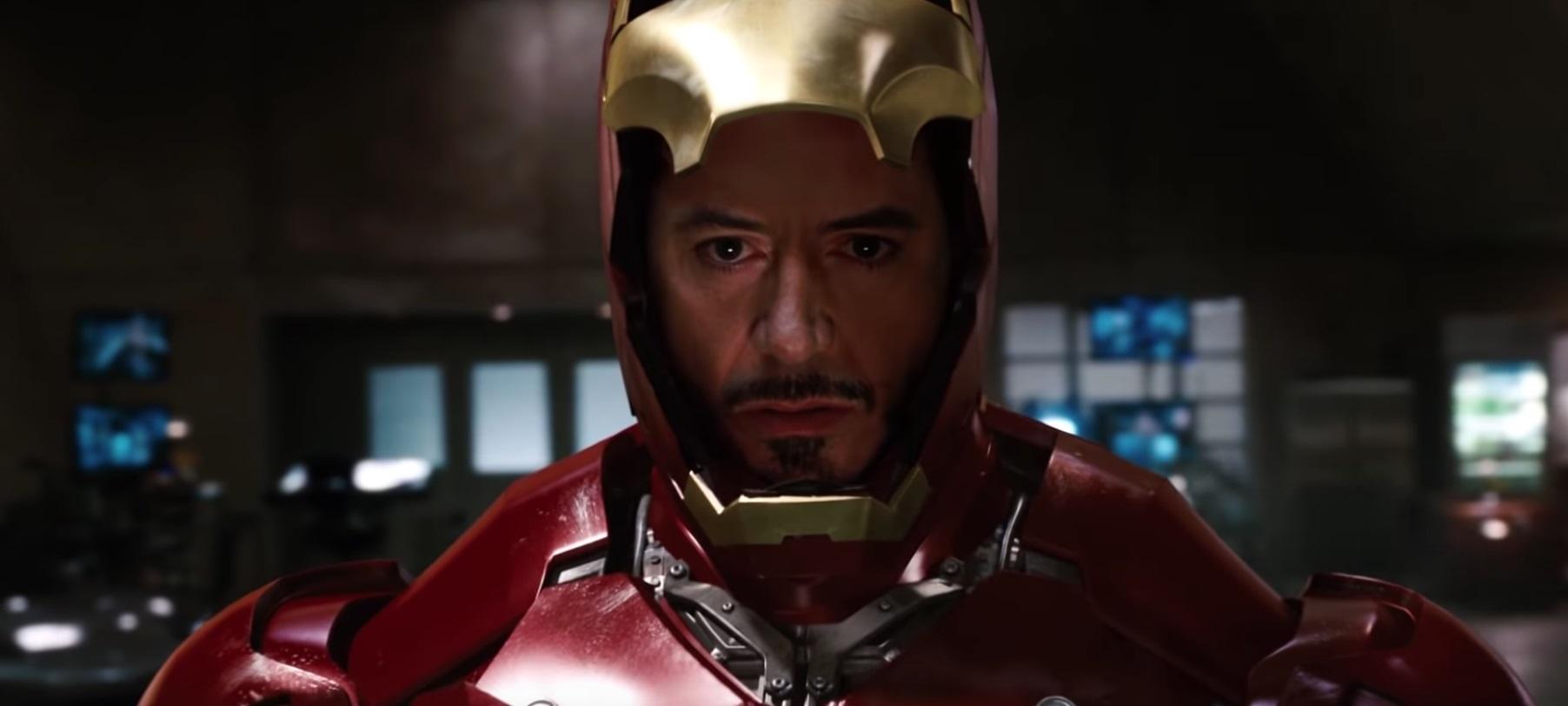 Роберт Дауни мл. сказал, что был «полностью ослеплен» оригинальным шлемом Железного человека