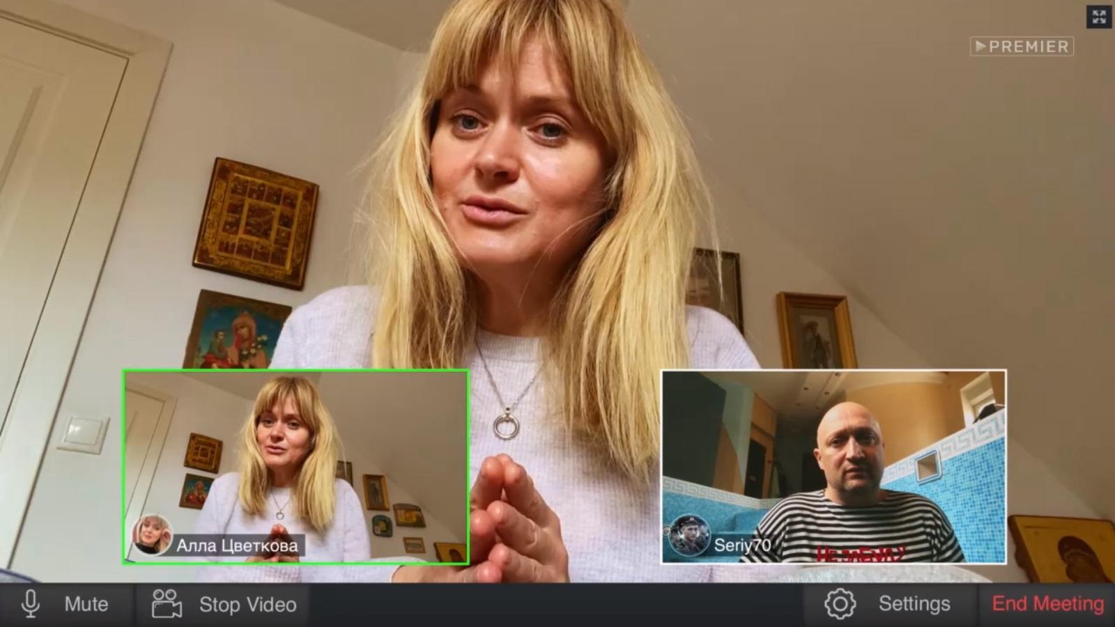 Первый взгляд на screenlife-ситком «СидЯдома». Выживание малого бизнеса на удаленке