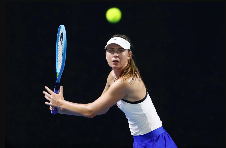 Шарапова ушла изспорта. Нороссийская теннисистка снимается вкино исериалах