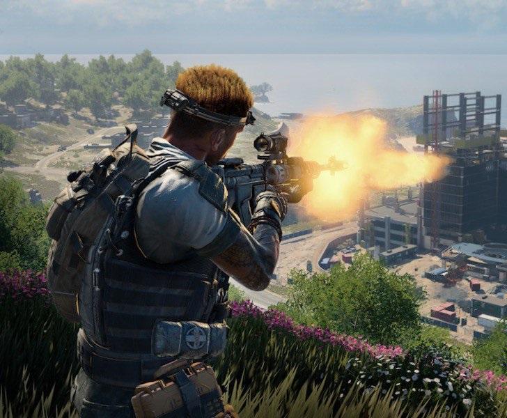 В «королевскую битву» Call of Duty: Black Ops 4 добавили режим, где можно воскреснуть посреди матча