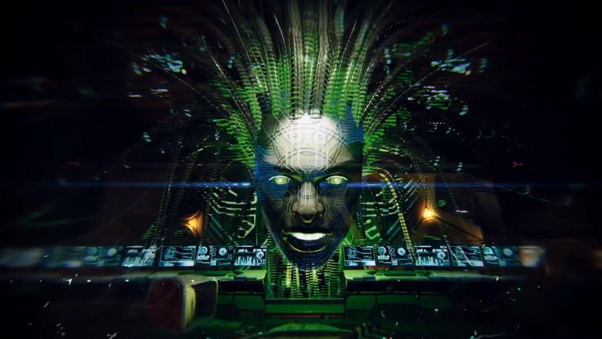 Авторы ремейка System Shock выпустили два геймплейных ролика
