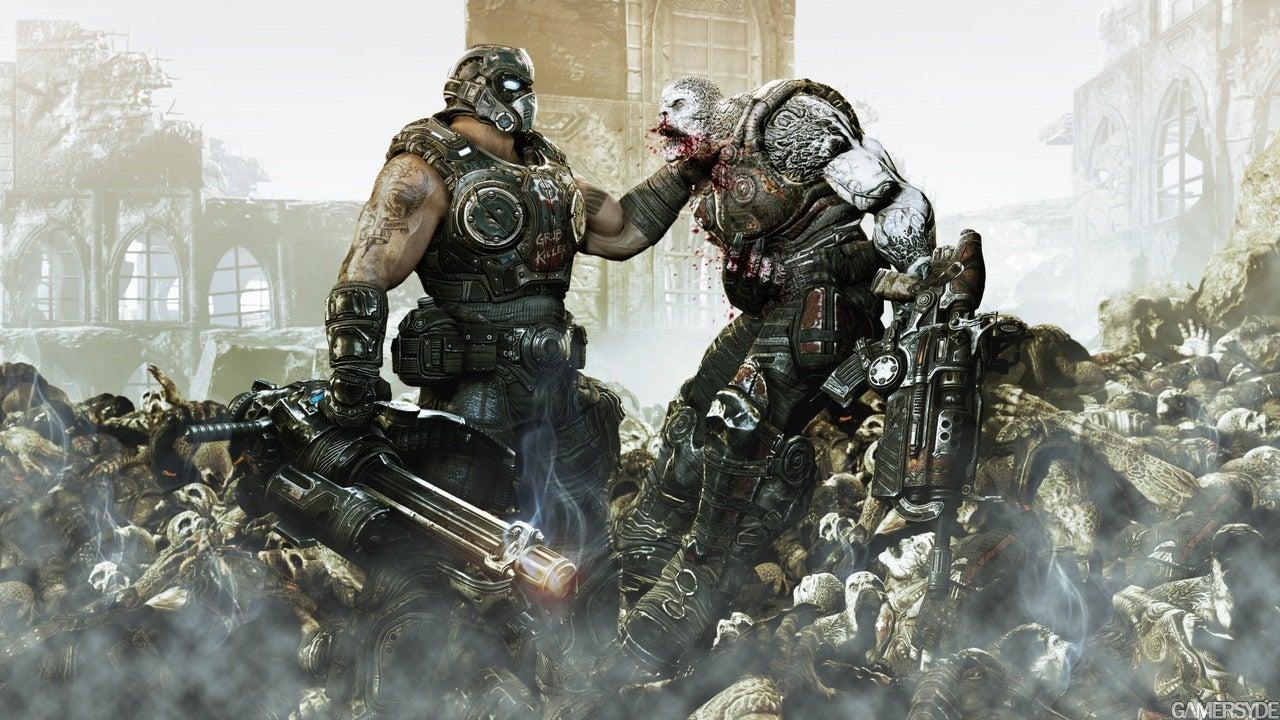 Всети появился геймплей Gears ofWar 3 для PS3. Такой версии официально нет