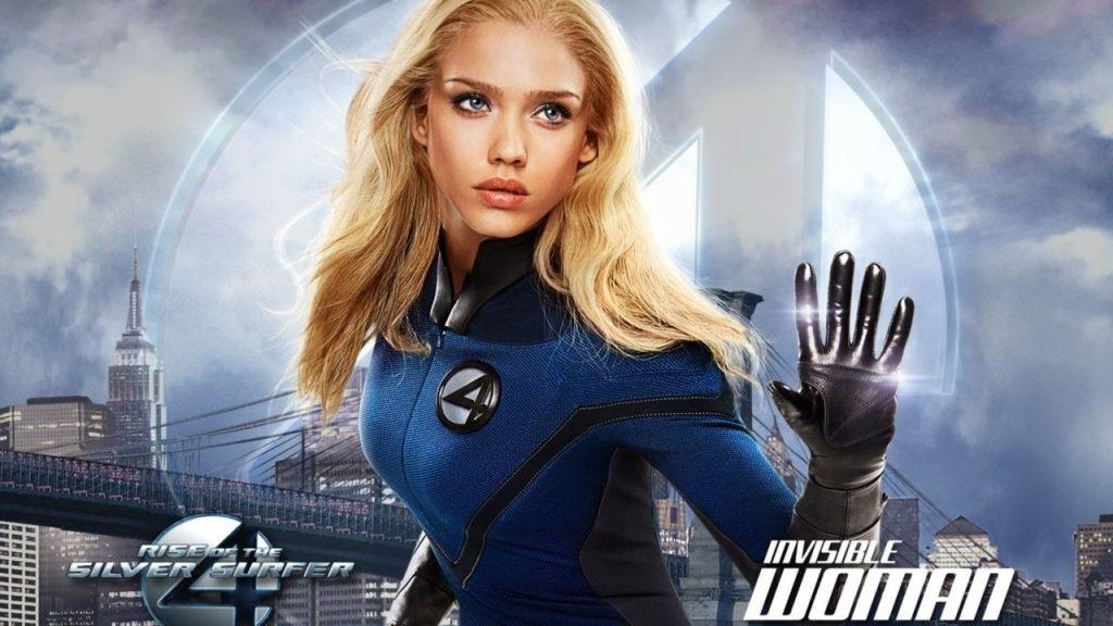 «Фантастическая 4»: Эмили Блант сыграла Женщину-невидимку вместо Джессики Альбы благодаря нейросетям