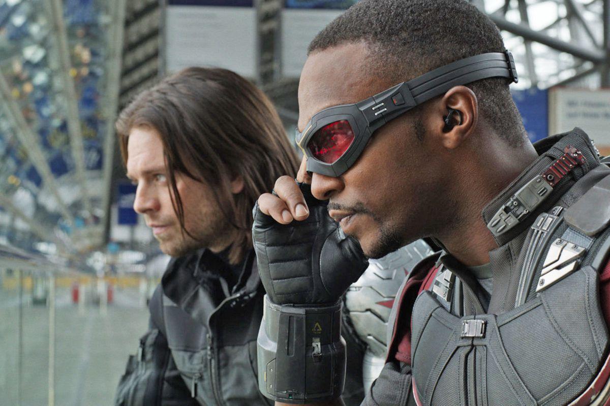 В«Соколе иЗимнем солдате» могут появиться суперзлодеи Громовержцы