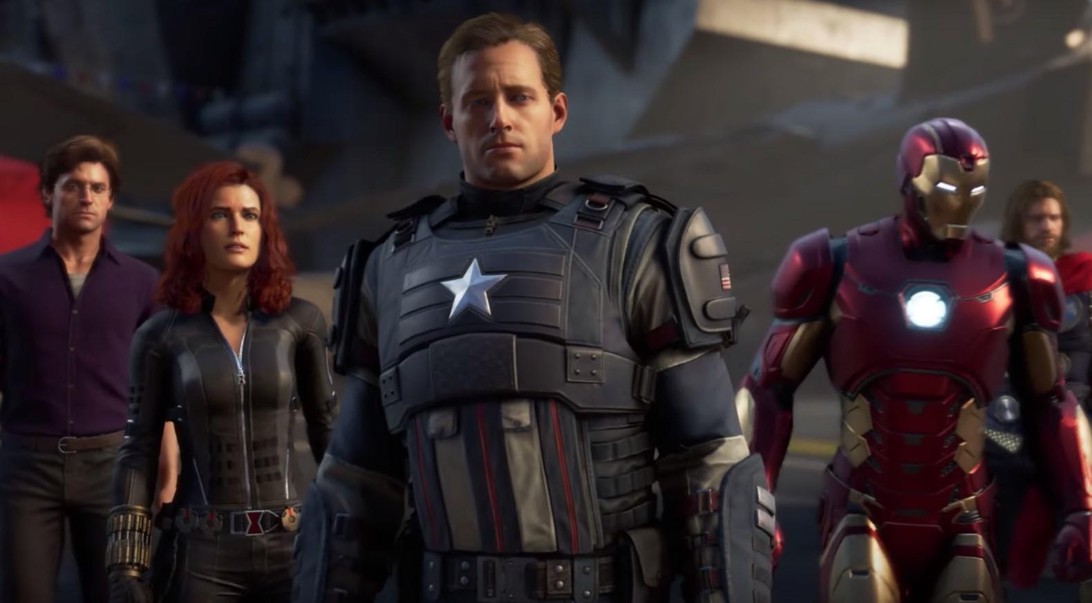 Авторы Marvel's Avengers обновили старый трейлер. Поменяли дату релиза идобавили бонус запредзаказ