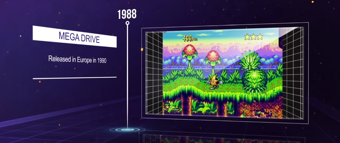 От первого автомата до Sega Mega Drive: как изменилась SEGA за последние 60 лет