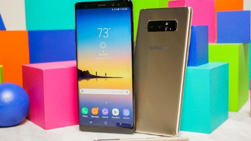 Только неGalaxyNote8! Три смартфона вместо нового флагмана Samsung