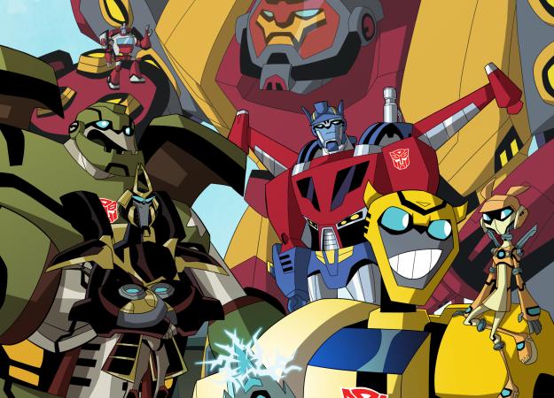 Netflix выпустит свой анимационный сериал по«Трансформерам» в2020 году